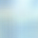Textura de aço do teste padrão da pirâmide imagens de stock