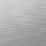 Textura de aço escovada do metal Fotografia de Stock Royalty Free