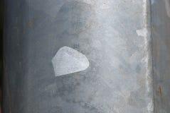 Textura de aço inoxidável  imagem de stock