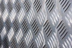 Textura, de aço inoxidável, abstrata, fundo Fotografia de Stock Royalty Free