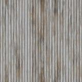 Textura de acero del metal de la azotea Imágenes de archivo libres de regalías