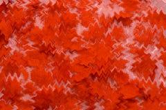 Textura de acrílico de la pintura del extracto rojo del fondo caliente imagenes de archivo