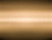 Textura de alta calidad cepillada del cobre o del bronce imagen de archivo libre de regalías