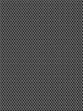 Textura de alumínio do fundo do engranzamento Foto de Stock