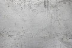 Textura de aluminio del Grunge imágenes de archivo libres de regalías
