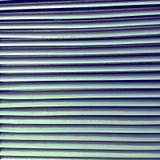 Textura de aluminio vertical de la lumbrera del vintage para el fondo fotografía de archivo libre de regalías