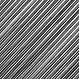 Textura de aço inoxidável da haste Foto de Stock Royalty Free