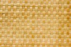 Textura de bambú Imagen de archivo