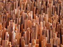 Textura de bambú imagen de archivo libre de regalías
