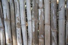 Textura de bambú del modelo eliminada Imagen de archivo