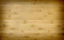 Textura de bambú de madera de Grunge Foto de archivo libre de regalías