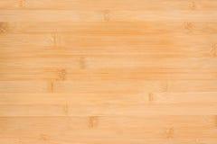 Textura de bambú del entarimado Foto de archivo