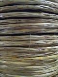 Textura de bambú del fondo Foto de archivo libre de regalías