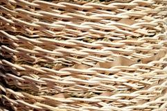Textura de bambu Foto de Stock Royalty Free