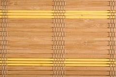 Textura de bambu Imagens de Stock Royalty Free
