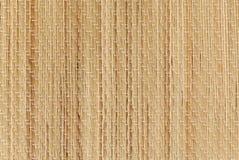 Textura de bambu da esteira Foto de Stock Royalty Free