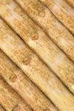 Textura de bambu da parede para o papel de parede e o fundo do telefone celular fotografia de stock royalty free