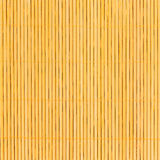 Textura de bambu do fundo do tablecloth Imagem de Stock