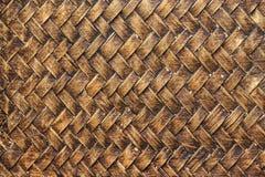 Textura de bambu velha do ofício imagens de stock royalty free