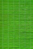 Textura de bambu verde Imagens de Stock Royalty Free