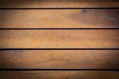Textura de barras de madeira de Brown do Grunge para o fundo fotografia de stock royalty free