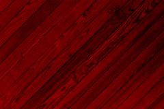 Textura de barras de madeira vermelhas para o fundo imagem de stock royalty free