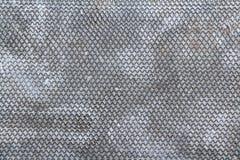 Textura de borracha de Darck da esteira Fotografia de Stock