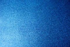 Textura de brillante moderno hermoso brillante azul con color atractivo de moda del cielo de las chispas de plata Los antecedente imagen de archivo