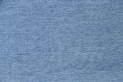 Textura de brim azul Imagens de Stock Royalty Free