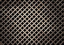 Textura de bronze da grelha Fotos de Stock Royalty Free