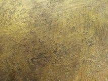 Textura de bronze do fundo do tanoeiro Imagem de Stock