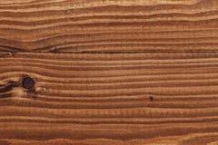 Textura de Brown de los tablones del pino Imagenes de archivo