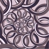 Textura de cadena Foto de archivo libre de regalías
