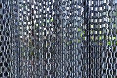 Textura de cadena del fondo Imagenes de archivo