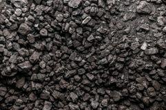 Textura de carvão Fotografia de Stock Royalty Free