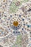 Textura de cerámica del piso Imagen de archivo libre de regalías