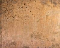 Textura de cobre Foto de archivo libre de regalías