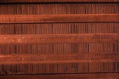 Textura de cobre fotografía de archivo