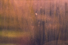 Textura de cobre de la superficie de metal Imagen de archivo libre de regalías