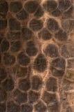 Textura de cobre velha do fundo Imagens de Stock