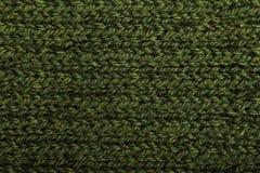Textura de confecção de malhas Imagens de Stock