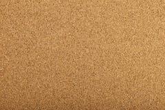 Textura de Corkboard com uma grão fina Imagem de Stock Royalty Free