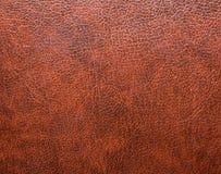 Textura de couro Imagens de Stock