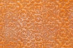 Textura de couro Foto de Stock Royalty Free