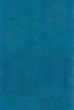 Textura de couro azul natural Fotos de Stock