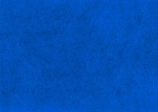 Textura de couro azul natural do Close-up Foto de Stock