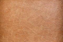Textura de couro de Brown imagem de stock royalty free