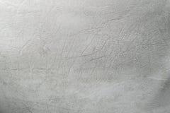 Textura de couro cinzenta Imagens de Stock