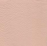 Textura de couro cor-de-rosa imagem de stock