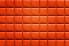 Textura de couro de upholstery Fotos de Stock Royalty Free